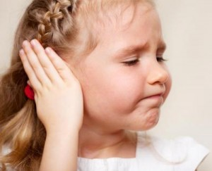 ear infection child & chiropractic
