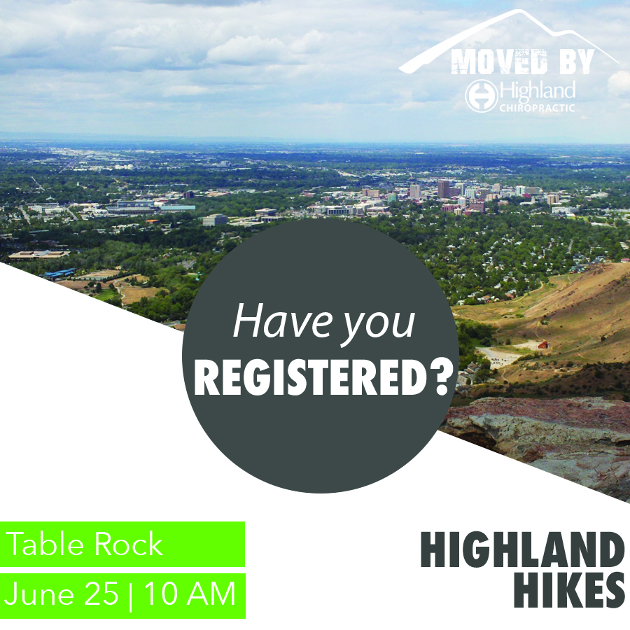Highland Hikes Registration
